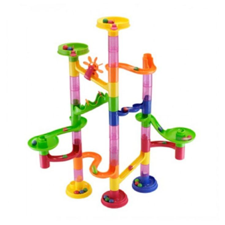 Marbureka Marble Runs (Booster - 45 Pieces) product image
