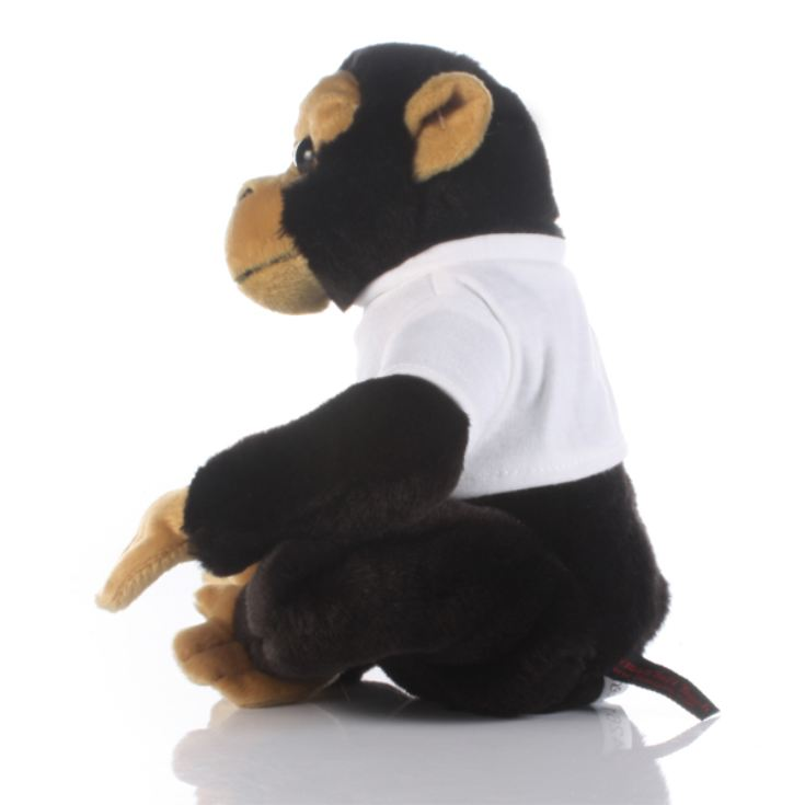 Personalised Cheeky Monkey Soft Toy product image