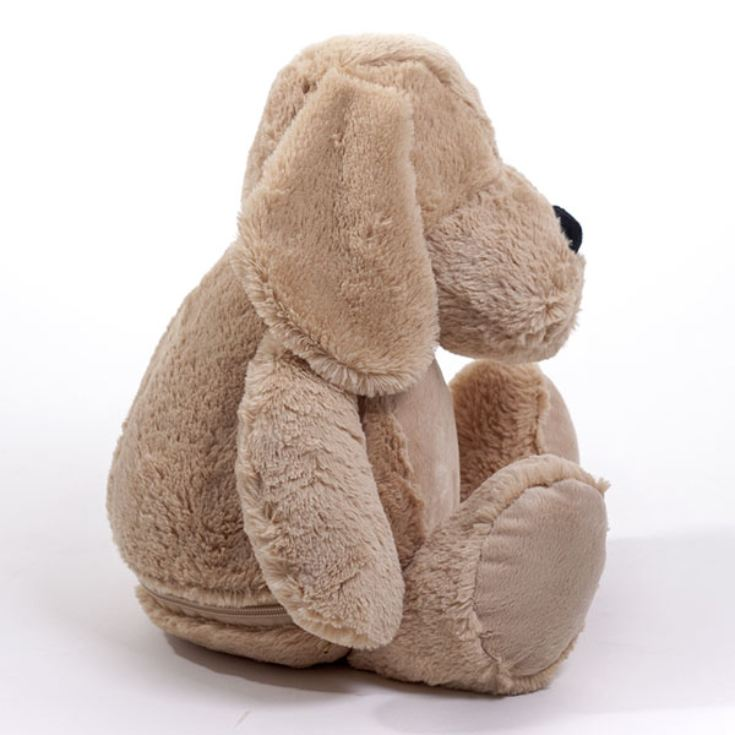 Baby Boy Embroidered Cuddly Puppy Dog product image