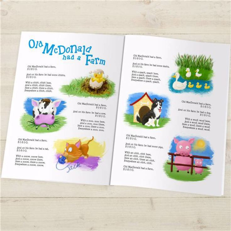 Modern Nursery Rhymes Book product image