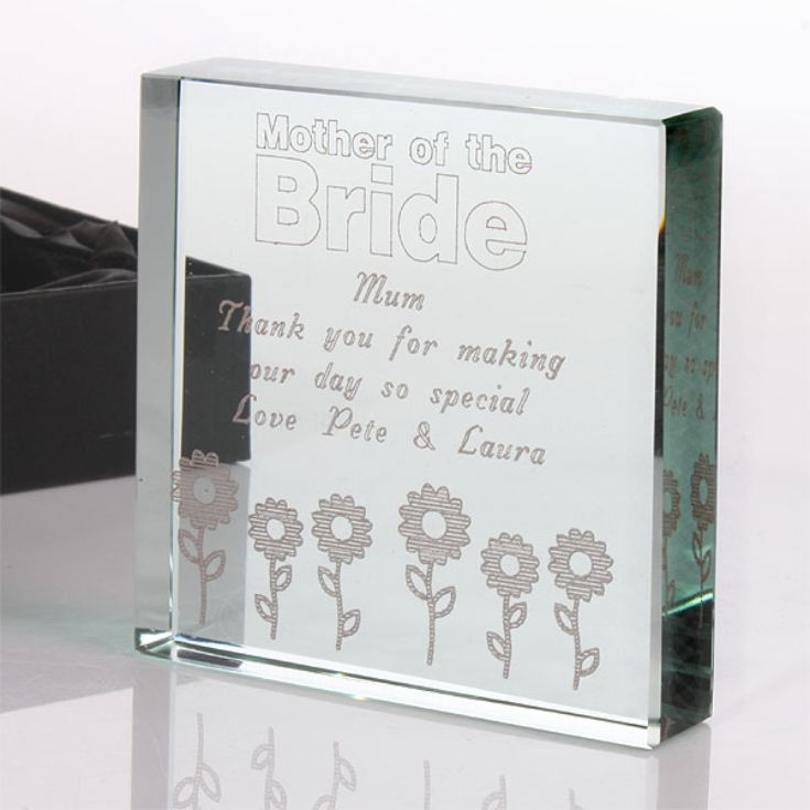 Mother of the Bride Keepsake product image