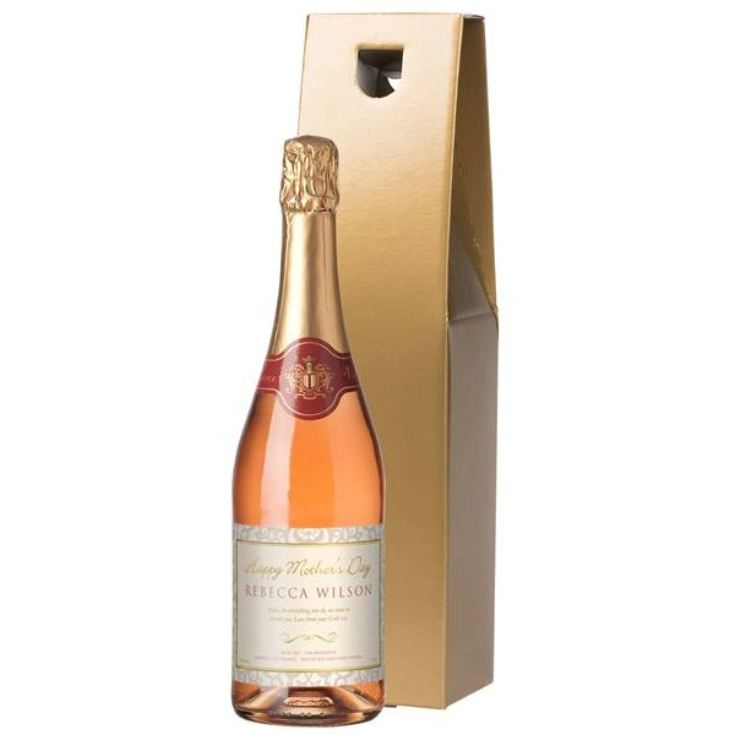 Mothers Day Sparkling Rose Wine product image