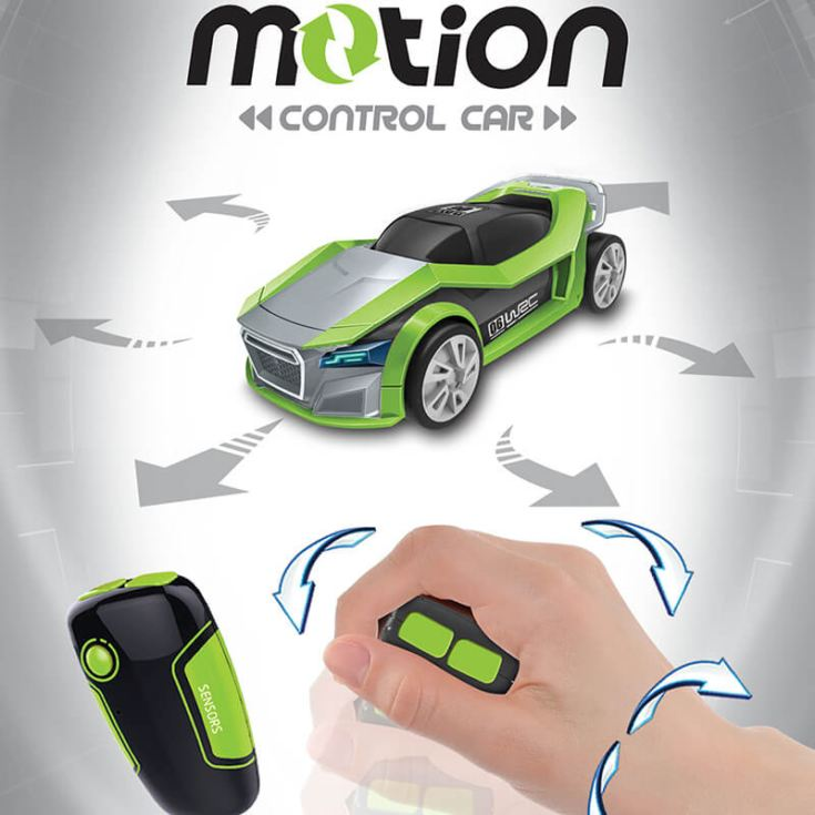 Motion Controlled RC Car product image