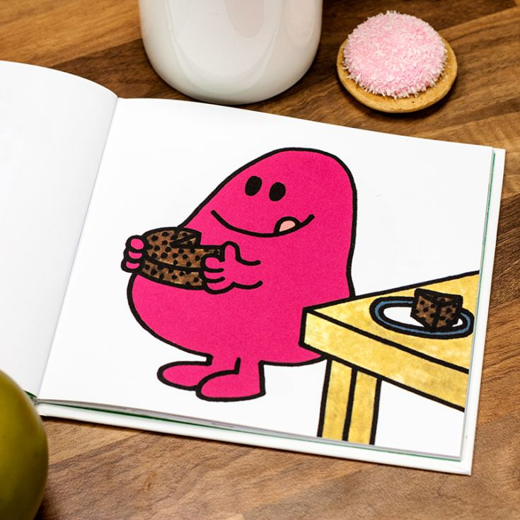 Mr Men : Mr Greedy Eats Clean To Get Lean Book product image