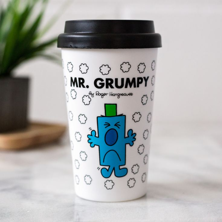 Mr Grumpy Travel Mug product image