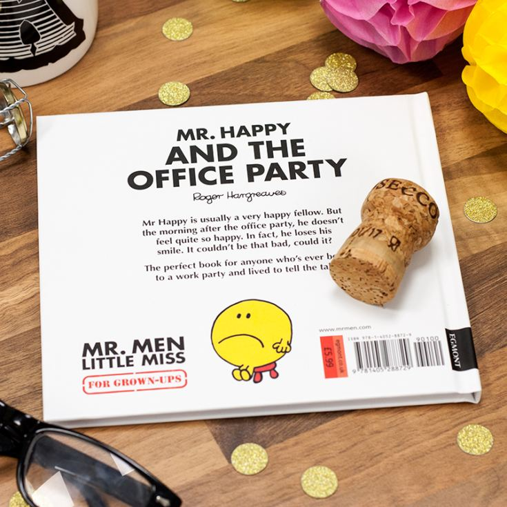 Mr Men : Mr Happy And The Office Party Book product image