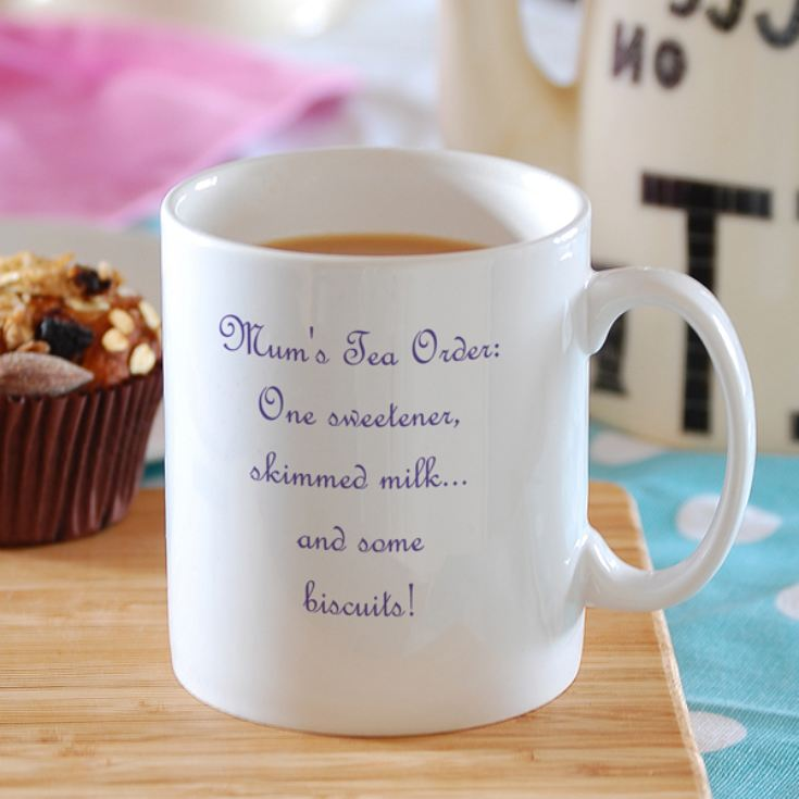 Our Mum Knows Best Mug product image