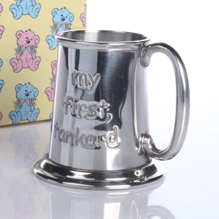 My First Tankard Engraved product image