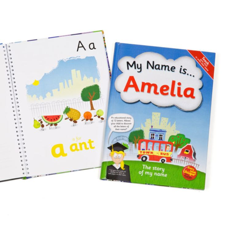 My Name is... Personalised Story Book product image