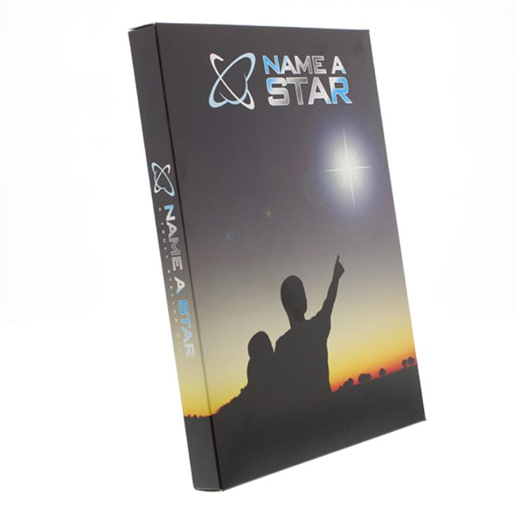 Name a Star For Your Valentine Premium Gift Box product image