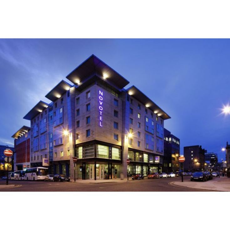 Two Night Family Break at Novotel Glasgow Centre product image