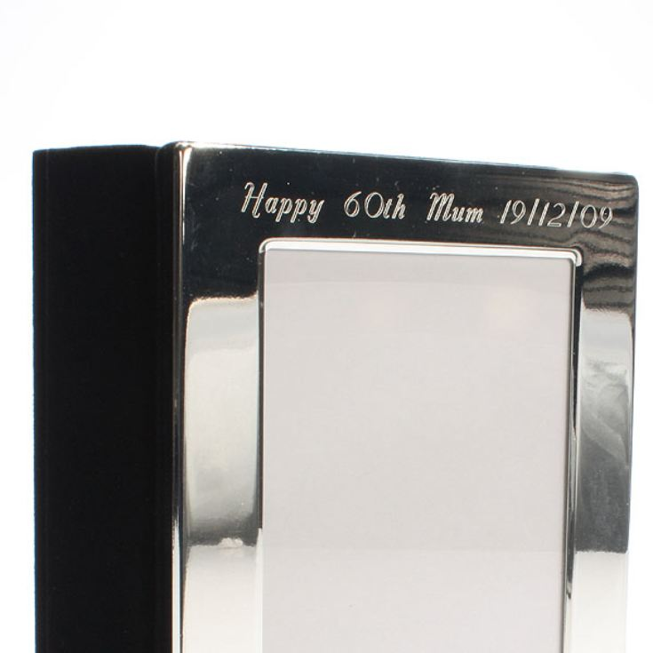 Personalised Silver Plated Photo Album product image