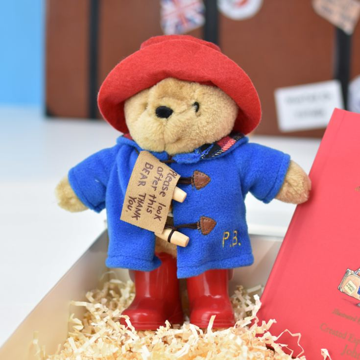 Personalised Paddington Bear Gift Set product image