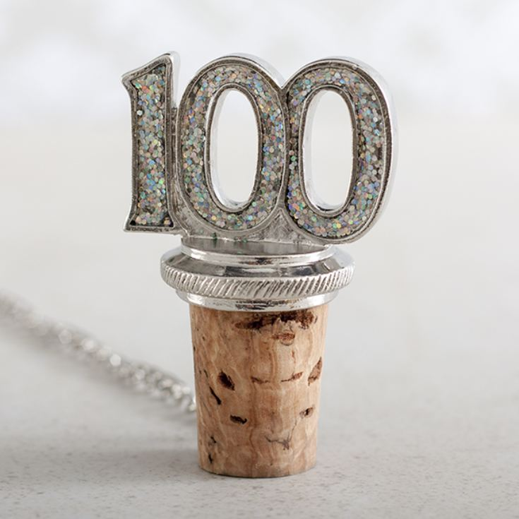 Age 100 Bottle Stopper product image
