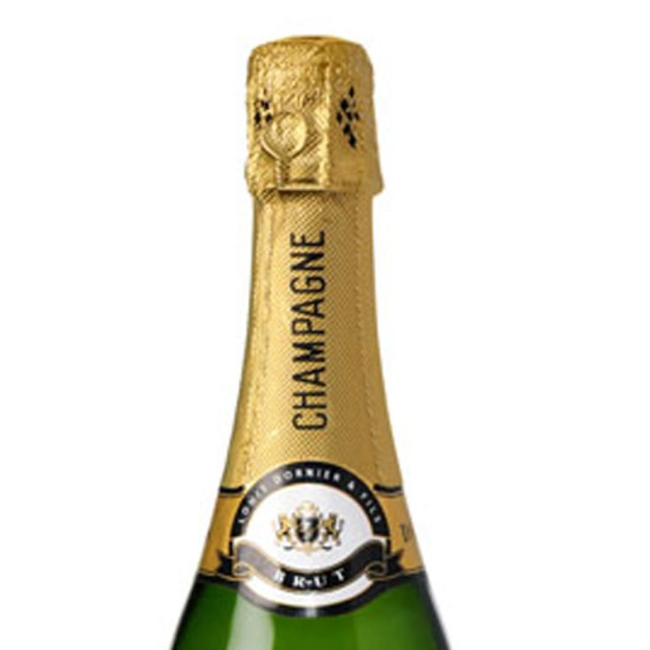 Personalised Silver Anniversary Champagne product image
