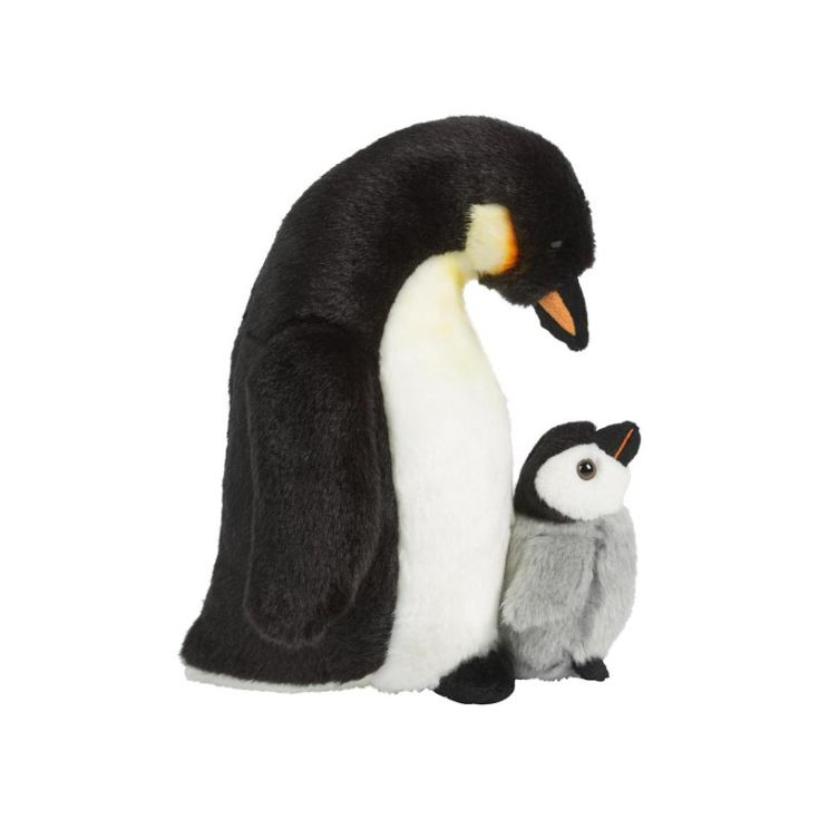 Mummy Penguin and Chick product image