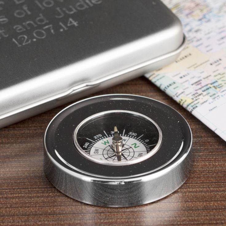 Compass in Personalised Box product image