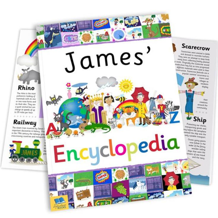 My Personalised Encyclopedia product image