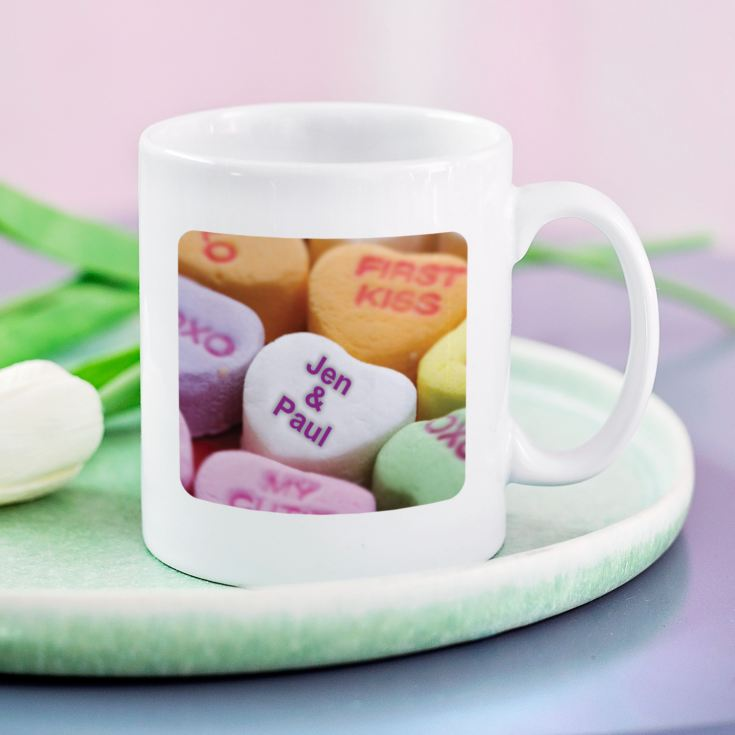 Personalised Sweet Heart Mug product image