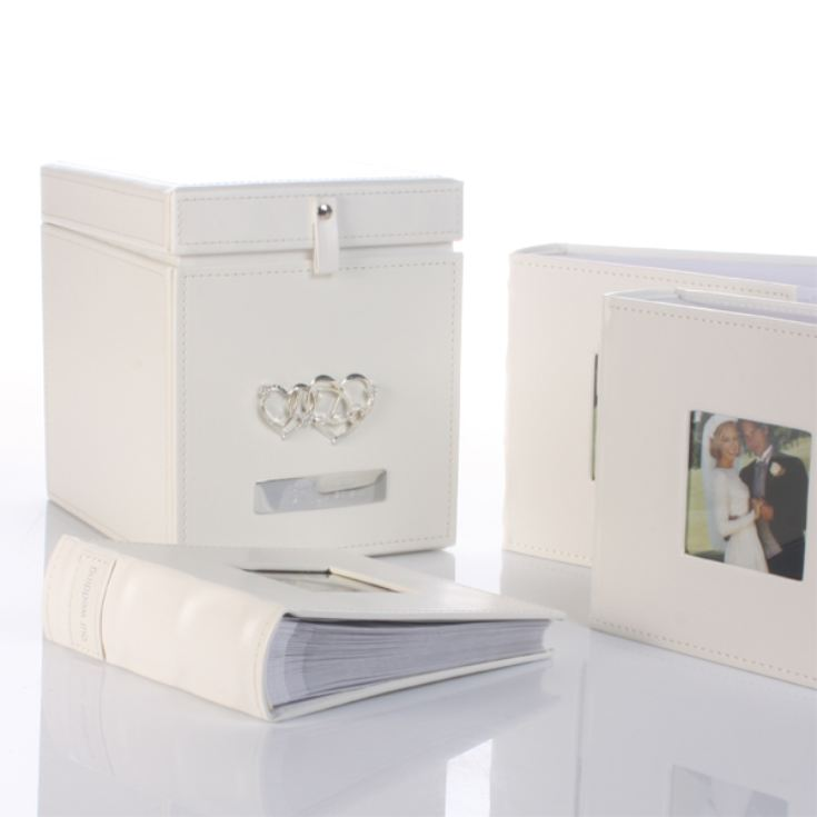 Personalised Wedding Memory Library Box product image