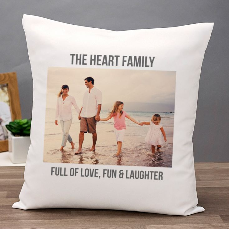 Personalised Cushion product image