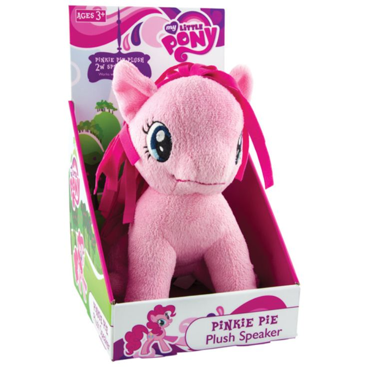 My little Pony Pinkie Pie engraved wooden box