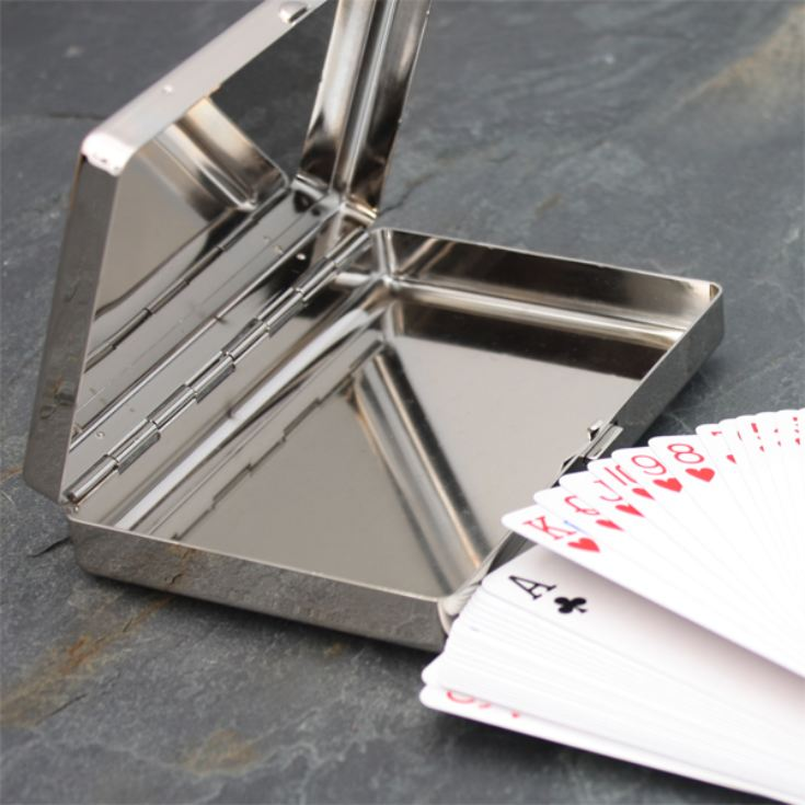 Personalised Playing Card Set product image