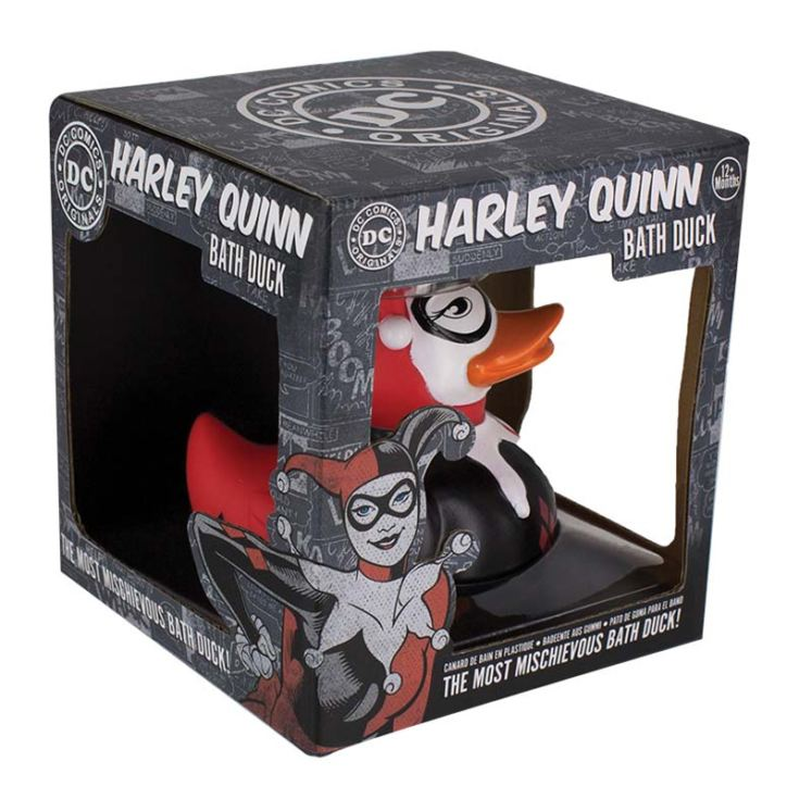 Harley Quinn Bath Duck product image