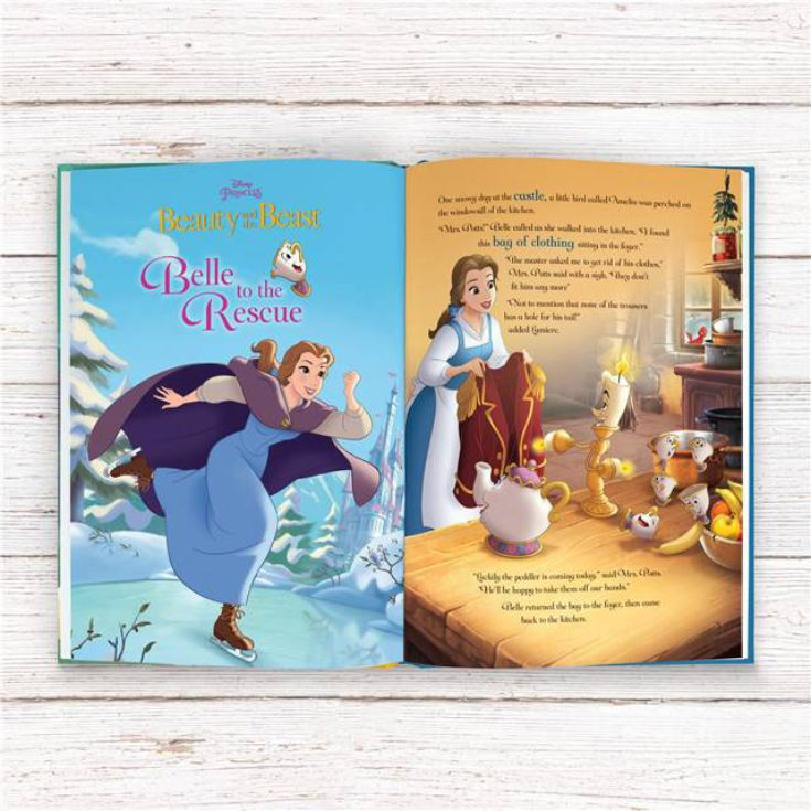 Disney Princess Tales of Bravery Personalised Book product image