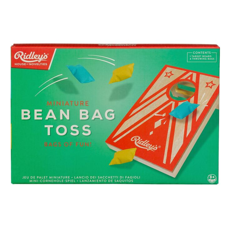 Ridley's Games Miniature Bean Bag Toss product image