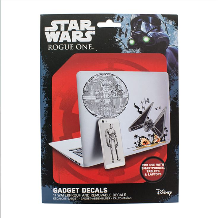 Star Wars Rogue One Gadget Decals product image