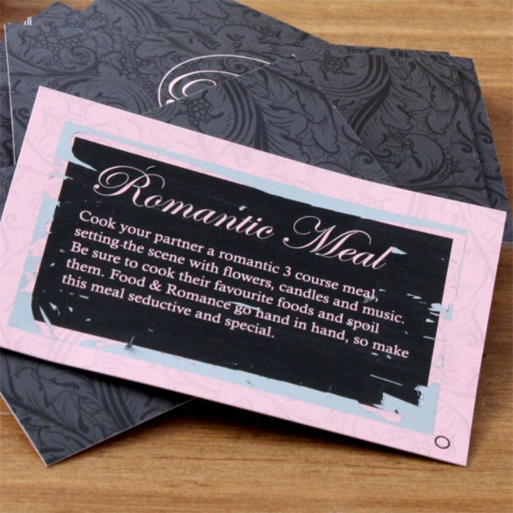 Romantic Rewards Scratch Cards product image