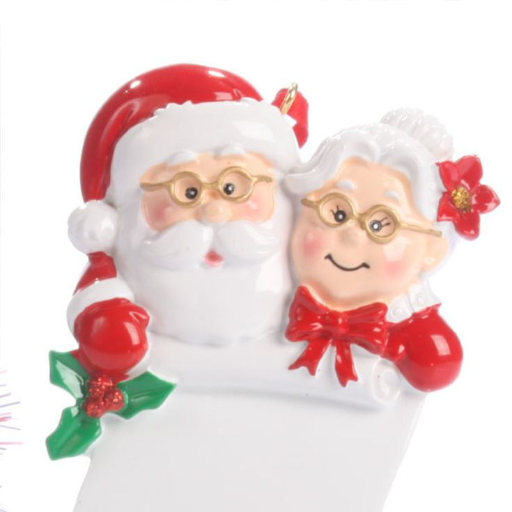 Personalised Grandparents Hanging Ornament product image