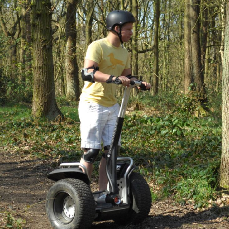 30 Minute Segway Experience for Two - Weekdays product image