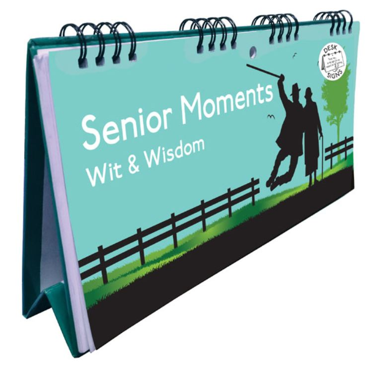 Senior Moments Flip Book product image