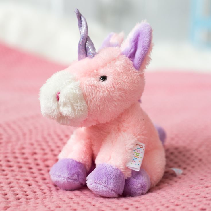 Pippins Sparkles The Unicorn Soft Toy product image
