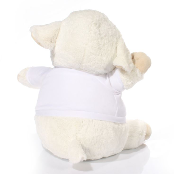 Extra Large Personalised Sheep Soft Toy product image