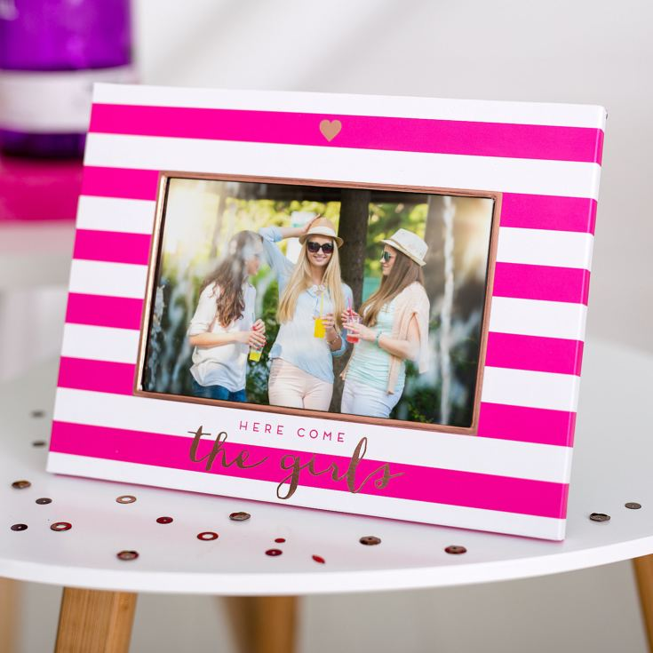 By Appointment Photo Frame 6 X 4 - Here Come The Girls product image