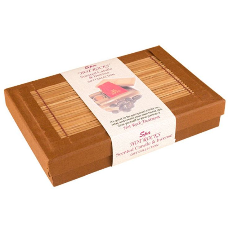 Spa Hot Rocks Gift Pack product image