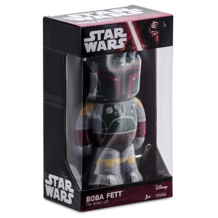 Star Wars Boba Fett Wind Up Toy product image