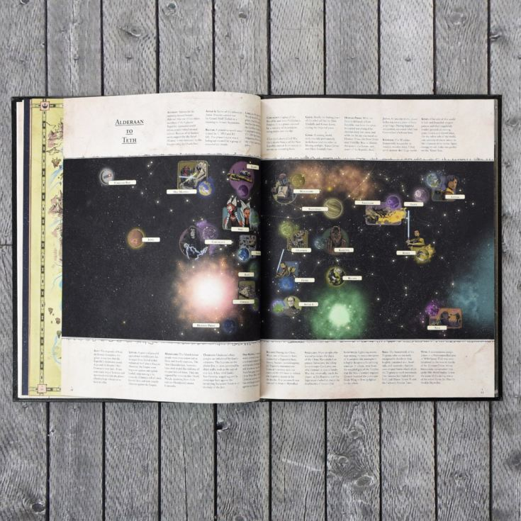 Personalised Star Wars Galactic Atlas product image