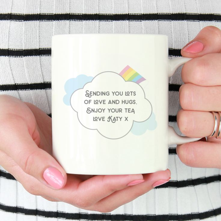 Personalised Rainbow Mug product image
