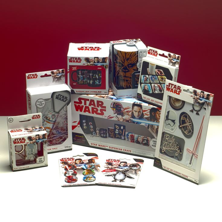 Star Wars Superfan Crate product image