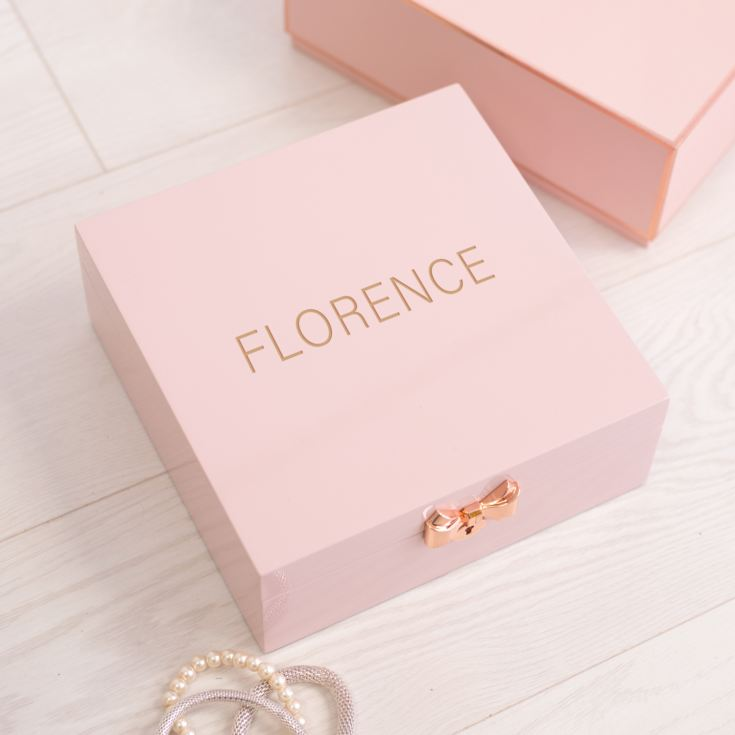 Personalised Ted Baker Jewellery Box With Musical Ballerina product image