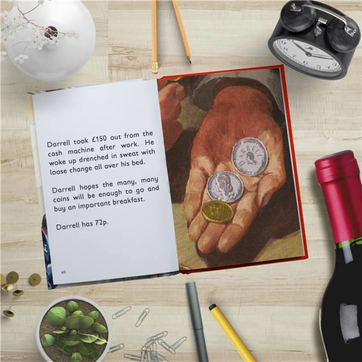 Personalised Ladybird Books For Adults - The Hangover product image