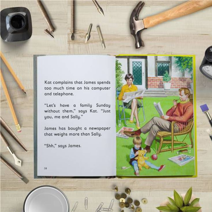 Personalised Ladybird Books For Adults - The Husband product image