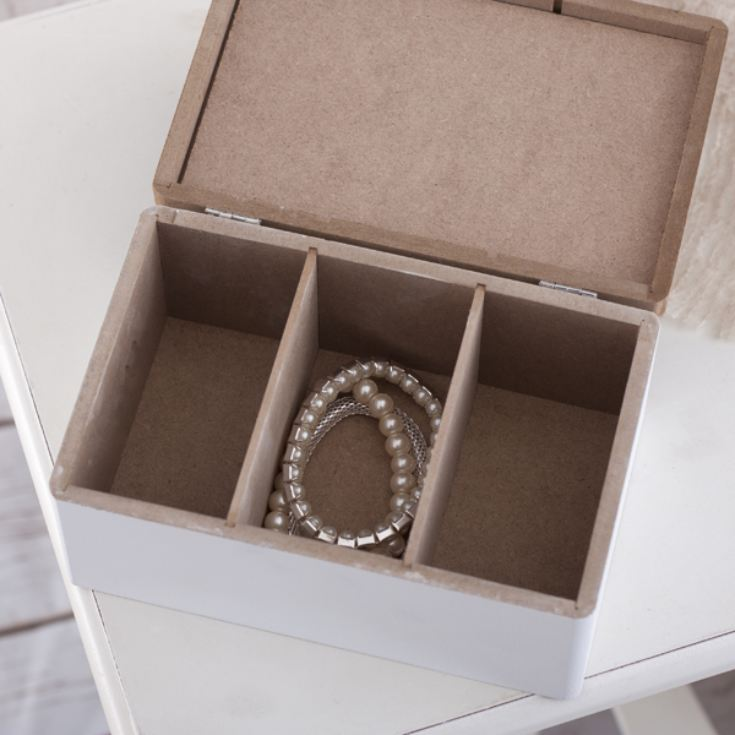 Personalised This & That Wooden Box product image