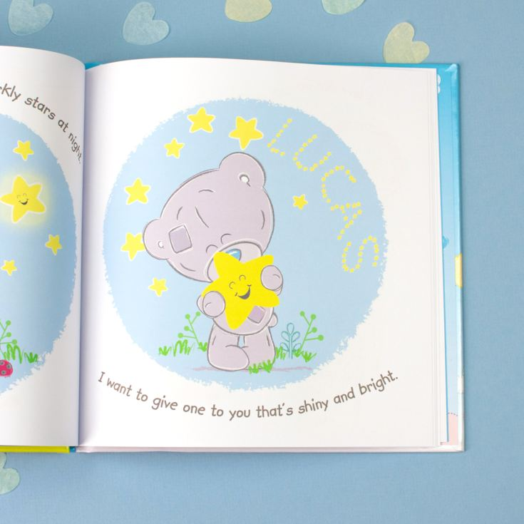 Personalised Tiny Tatty Teddy I Love You Daddy Book product image