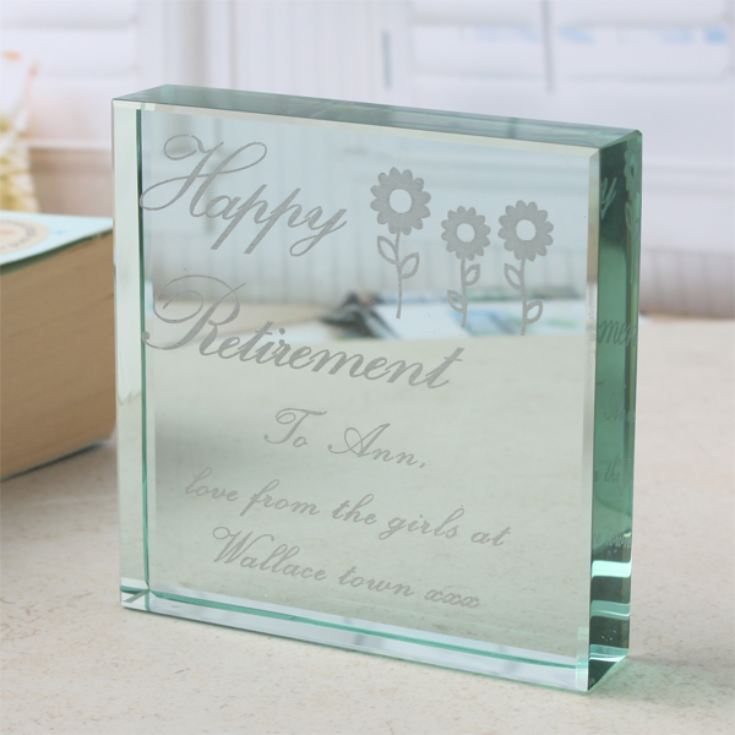 Retirement Keepsake product image