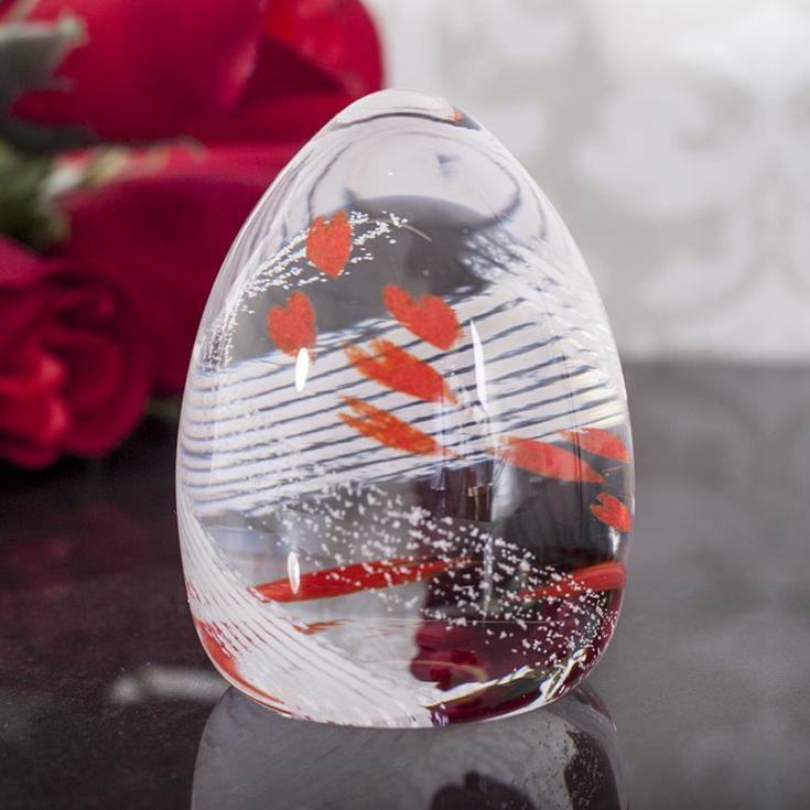 All My Heart Paperweight By Caithness Glass product image